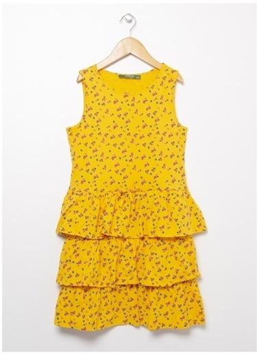 Limon Company Limon Elbise Sarı